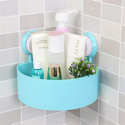 Plastic Shower Corner Shelf by Plastic Bathroom Corner Storage Rack Organizer Shower