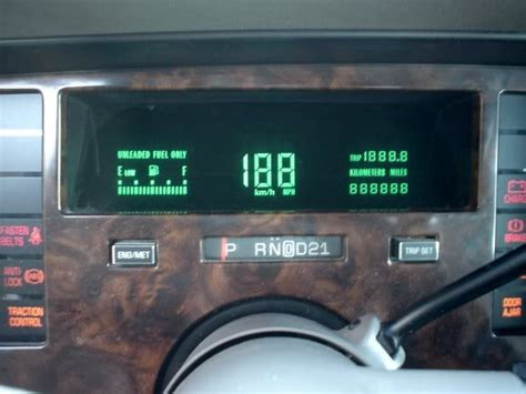 how cars run 1993 oldsmobile achieva instrument cluster 1000 images about automobiles digital dashboards of the 1980 s on cars oldsmobile