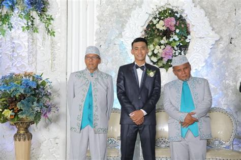 Concept Of Wedding In Islam by Islamic Wedding Concept Syar I Wedding Laksmi Kebaya