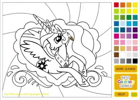 coloring book pages online my little pony coloring pages online with coloring my