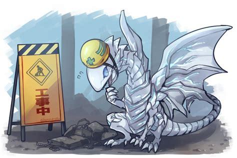 blue eyes white dragon 2008555 zerochan