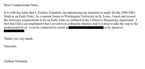 draft zach feinstein