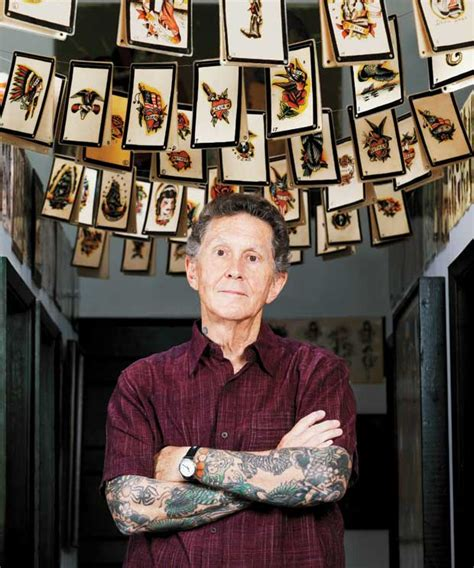 ed hardy tattoo artist ed hardy the artist theartgorgeous