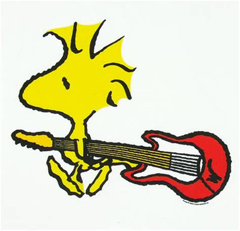 Gitar Rock You S 327 Snoopy the shop is closed
