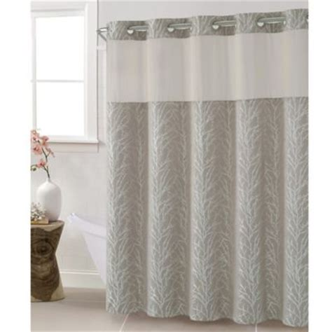 74 inch long shower curtain buy hookless 174 waffle 71 inch x 74 inch fabric shower