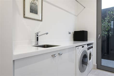 Commercial Bathroom Design custom laundry cabinets perth carpentech cabinets perth