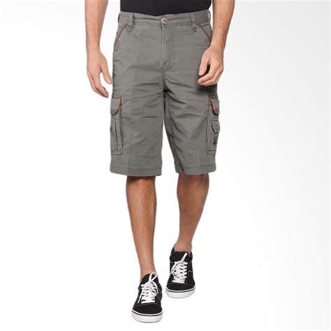 Celana Cardinal Casual Promo jual cardinal casual bermuda cargo 3 4 celana pria grey ebbx033 04e harga kualitas