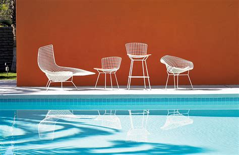 Bertoia Lounge Chair by Bertoia Lounge Chair Design Within Reach