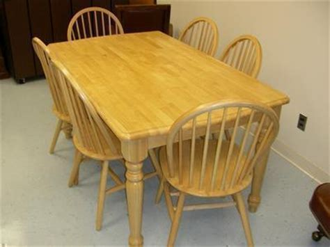 used kitchen table sets used kitchen table government auctions