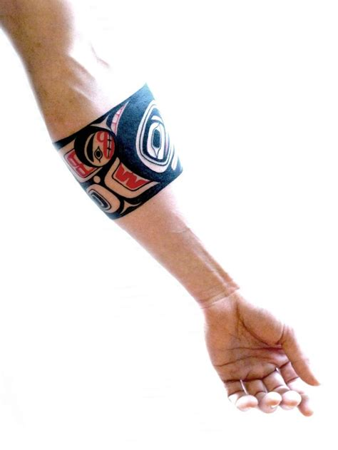native american armband tattoo best 25 haida ideas on haida