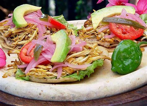 comida de yucatan mexico panuchos yucatecos gastronom 237 a de yucat 225 n m 233 xico comida