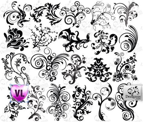 pattern brush free download 10 photoshop brushes free download images flower brushes