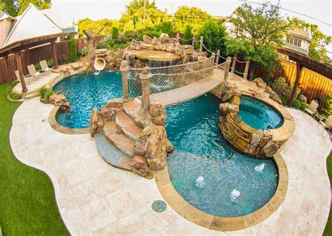 Backyard Pools La Times Photos Hgtv