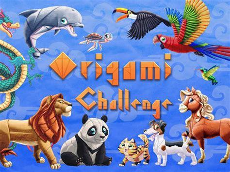 Origami Challenge - origami challenge apk play