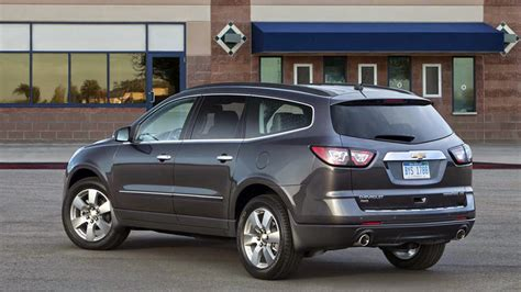 Car Types That Start With S by 2015 Chevrolet Traverse Type Cars
