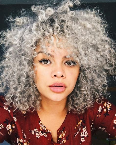 coloring natural grey african american hair 10 photos to show how amazing grey natural hair is