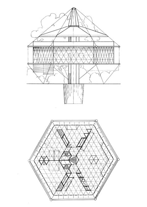 dymaxion house floor plan buckminster fuller the actions and legacies of a