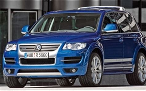 2010 volkswagen touareg to be seven seater