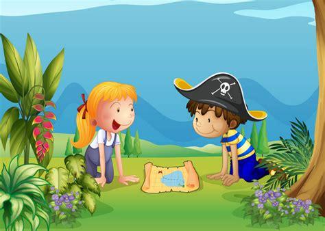 caccia al tesoro in giardino feste di compleanno organizzare una caccia al tesoro
