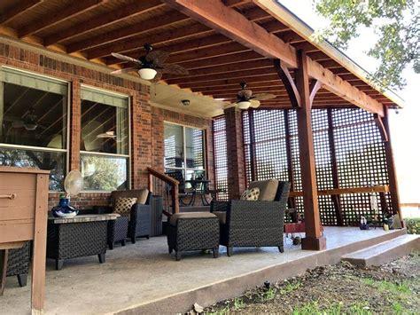 Patio Covers builders San Antonio TX   Diamond Decks