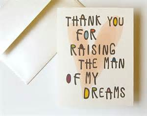 Thank You Letter To My Father In Law Mother In Law Card Etsy
