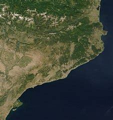Têtes De Lit Originales 1194 by File Nasa Satellite Catalonia Jpg Wikimedia Commons