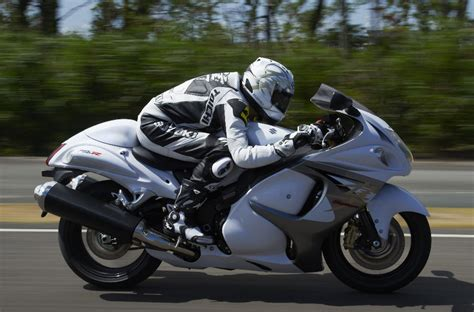 Fastest Suzuki Motorcycle Empire World S Fastest Production Sport Bike