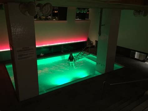 room mate grace pool sweet indoor pool with changing lights picture of room mate grace new york city tripadvisor