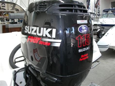 115 Hp Suzuki Outboard Angkor24 Buy Selling In Cambodia