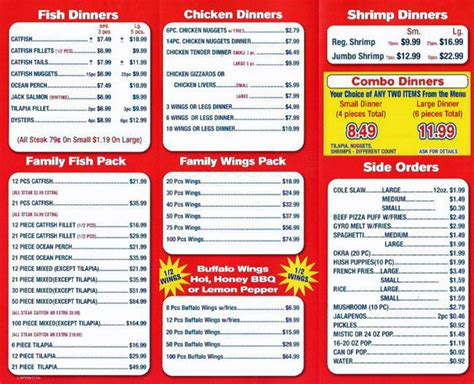 morgans seafood menu j j fish chicken menu urbanspoon zomato