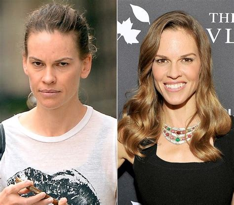 Hilary Swank Opens Up by 17 Best Images About Just Me Natually On