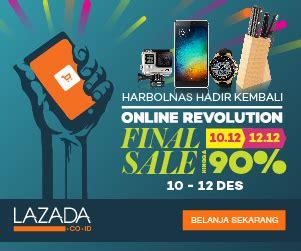 mykartukredit promo kartu kredit paling aktual lazada online revolution is back diskon hingga 90