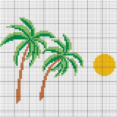 palmen sticken entdecke zahlreiche kostenlose charts zum