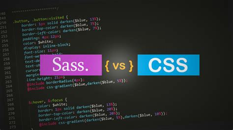 tutorial css sass benefits of using sass over traditional css