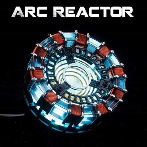 fast shipping scale arc reactor assemble