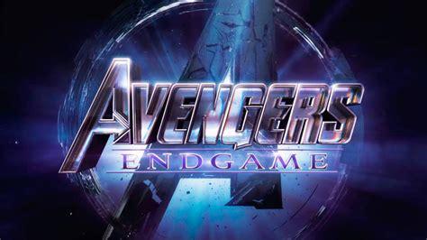 vengadores  revela su primer trailer  titulo endgame