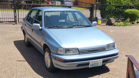 1990 daihatsu charade rides this 1990 daihatsu charade is the essence of car