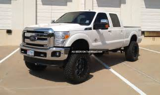 Lifted Ford 2012 Lifted Ford F 250 Superduty Diesel 4x4 Bmf Sota