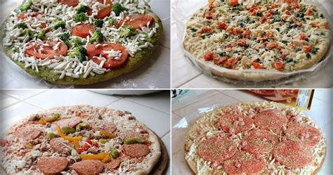 teks prosedur membuat pizza tips resipi mudah untuk suri rumah bisnes makanan sejuk beku