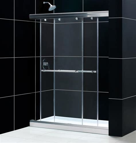 Frameless Sliding Shower Doors by Charisma Frameless Sliding Shower Door Shower Door Glass