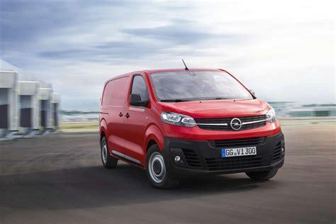 Opel Elektrisch 2020 by Opel Vivaro Soll Ab 2020 Auch Elektrisch Rollen