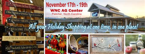 ag center asheville nc christmas lights wnc agricultural center holiday shopping fair on nov 17