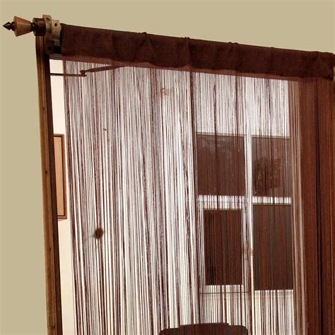 string door curtain fly screen heavy weight string curtains 90x200cm fly screen room door