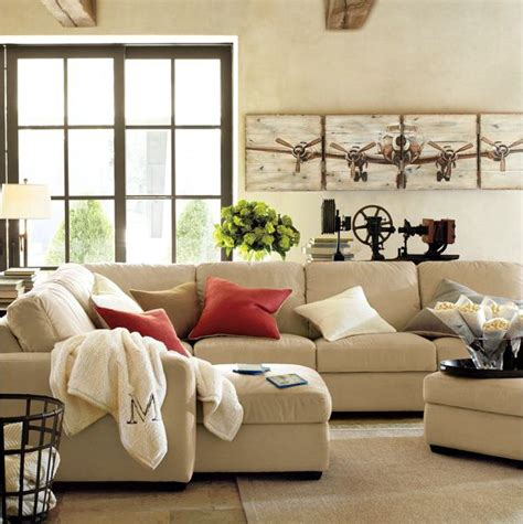 sectional sofas pottery barn the ultimate sofa from pottery barn living room ideas