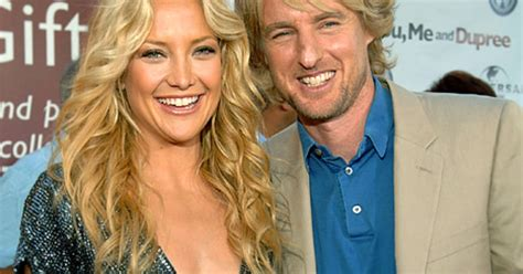 Owen Wilson And Kate Hudson Its On by Kate Hudson And Owen Wilson Bond Babies At Oscars