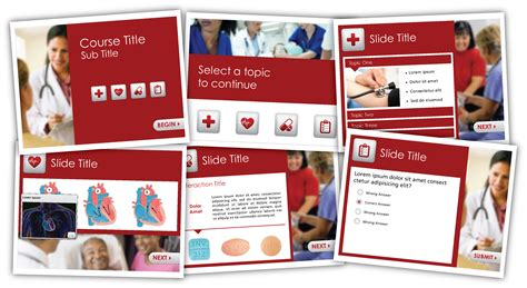 Free Medical Articulate Storyline Template Building Better Courses Discussions E Learning Heroes Articulate Storyline Templates Free