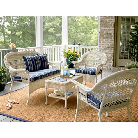 lands end patio furniture outdoor patio furniture umbrellas cushions chairs sears outlet