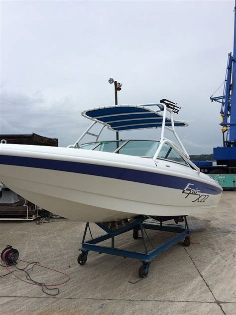 toyota boats epic x22 brokerage boat トヨタ epic x22