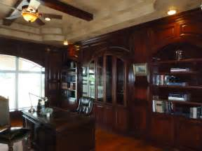 Wine Cellar Accessories - library study upstairs traditional home office little rock by celtic custom homes