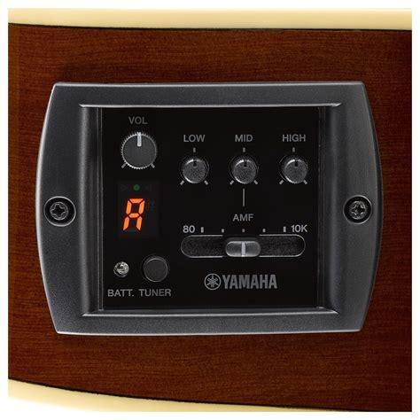 Yamaha Apx600 yamaha apx600 electro acoustic at gear4music